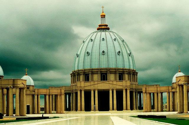 Собор Богоматери Мира / Notre Dame de la Paix (Ямусукро ...