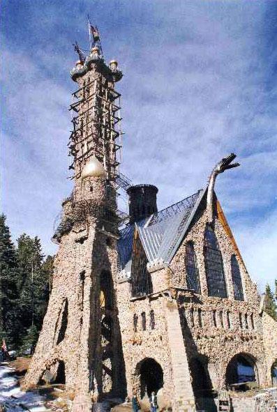 Замок Бишопа / Bishop