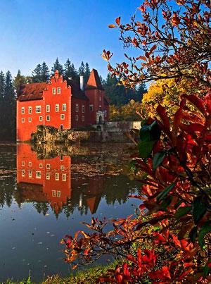 Замок Червена Лгота (Cervena Lhota)