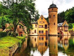 ����� ������������ (Schloss Mespelbrunn) - ������� ���� ...
