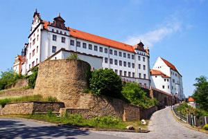 Колдиц (Colditz) - История замка