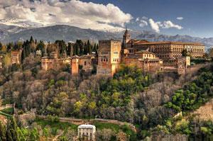 Дворец Альгамбра (Alhambra)
