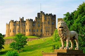 ����� ����� (Alnwick Castle)