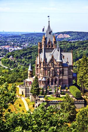 ����� ���������� (Schloss Drachenburg)