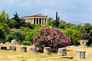 ���� ������� (Temple of Hephaestus)