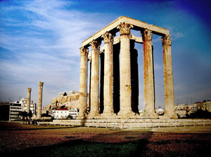 ���� ����� ������������ (Temple of Zeus)