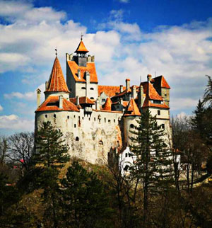 ����� ���� (Castelul Bran) - ����� �������