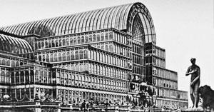 Хрустальный дворец  Пакстона