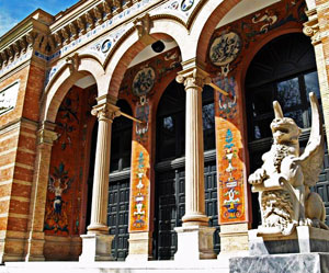 ������ ��������� (Palacio de Velazquez)