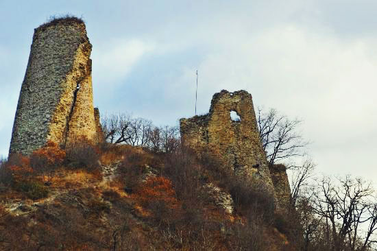�������� ������� (Ujarma Fortress)