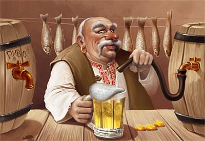 История пива